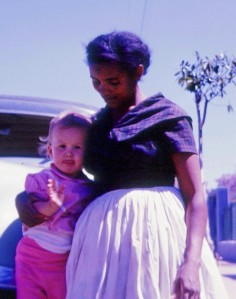 Kelly & Sambatu Tesfu (Samba) 1963
